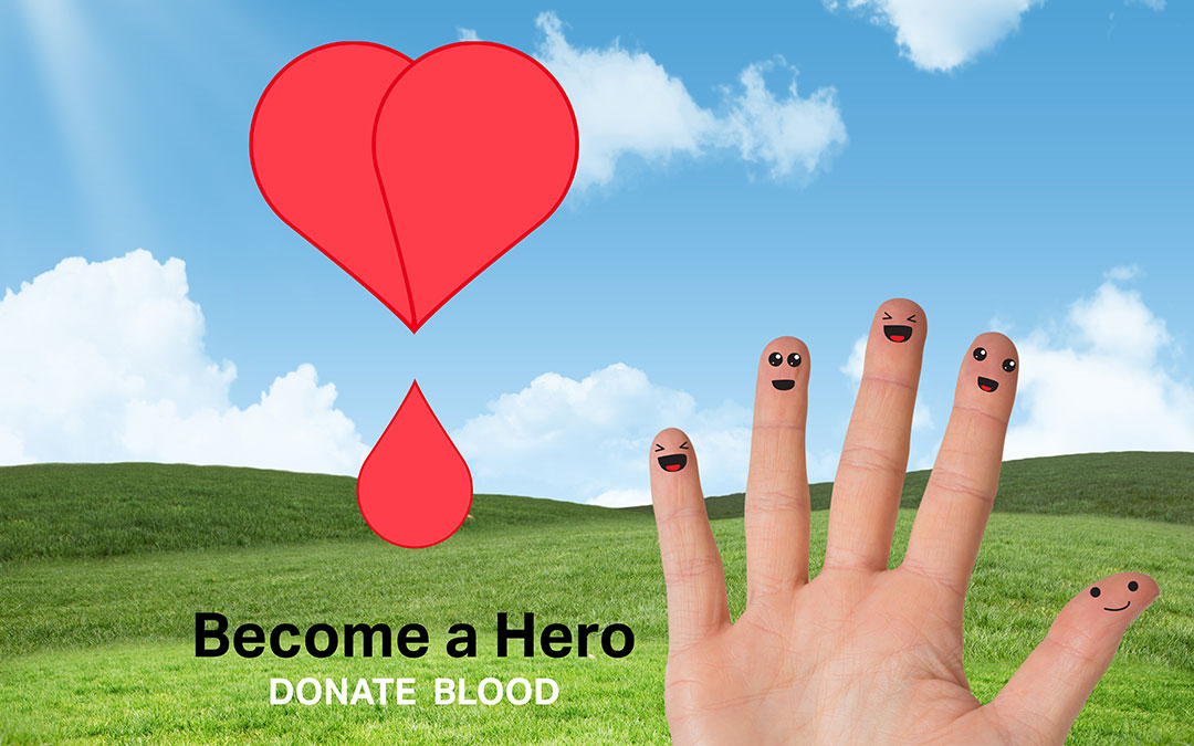 Donate Blood. You Can Make More.